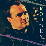 Rodney by MysteriaWraith