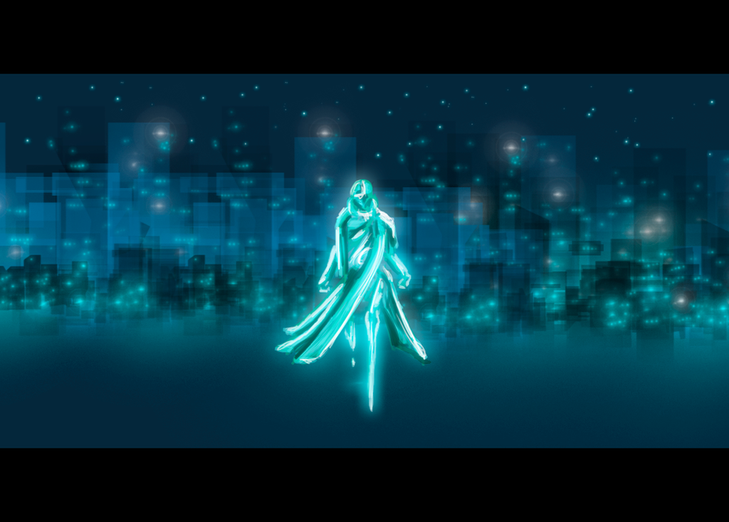 Jupiter (Ai no Kusabi) by MysteriaWraith