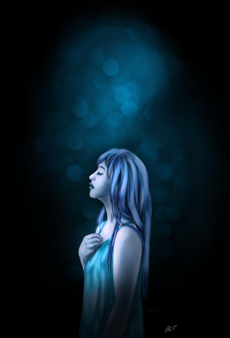 Girl by MysteriaWraith