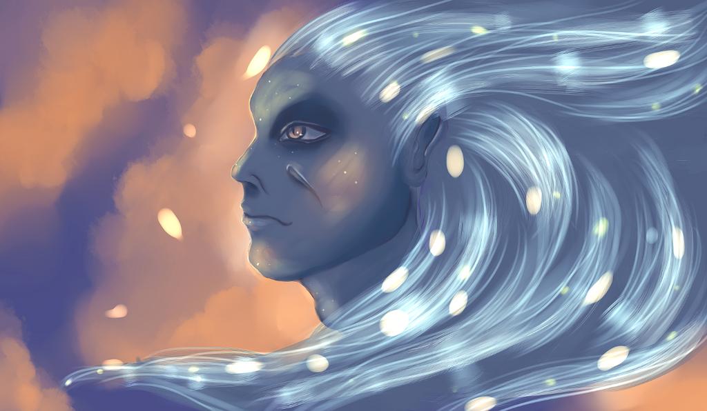 Wraith by MysteriaWraith