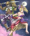 Yoshimitsu and Setsuka - SCIV