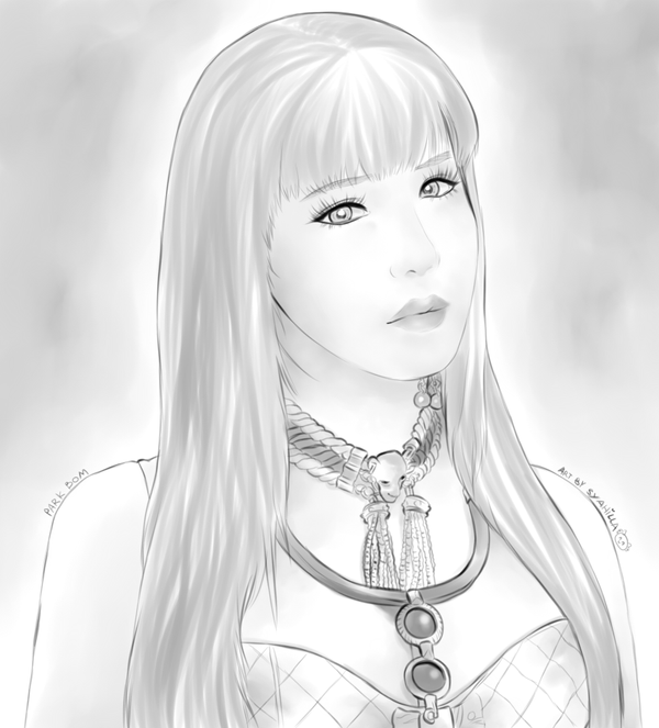 Park Bom - Don't cry by syahilla