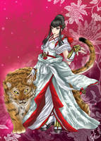 Kazumi Mishima - Tekken 7 by syahilla
