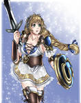 Soul Calibur VI - Sophitia Alexandra