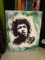 Are you experienced? by ModokSprayArt