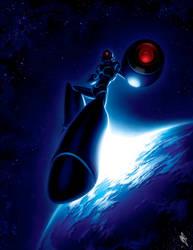 Mega Man X by WarrenLouw