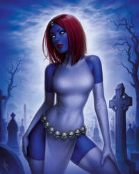 War of Heroes - Mystique by WarrenLouw