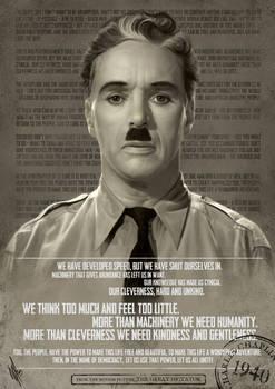 Charlie Chaplin - Let Us All Unite