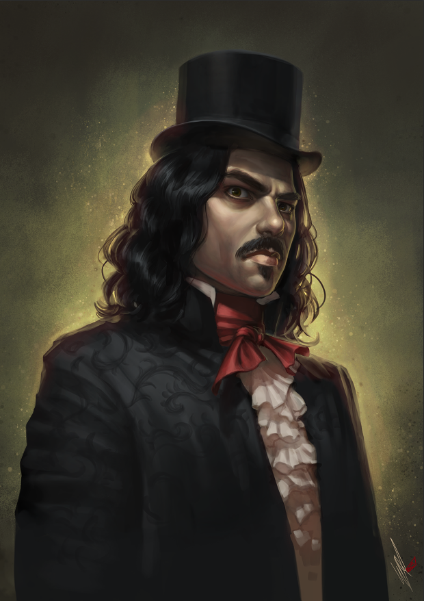 Vlad by WarrenLouw