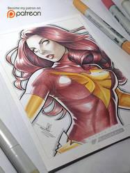 Phoenix by WarrenLouw