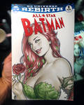 Poison Ivy sketch cover
