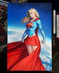 Classic Supergirl