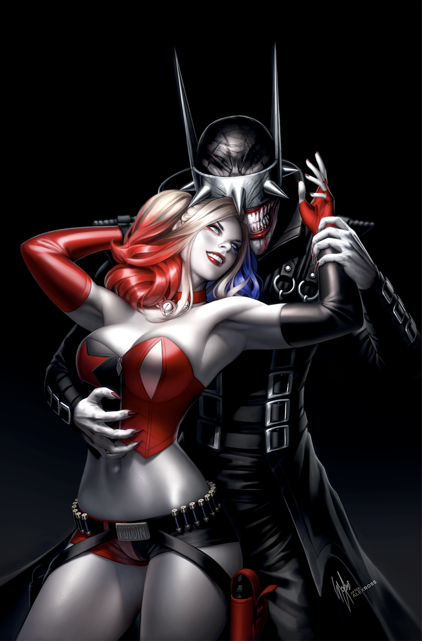 Batman Who Laughs #1 by WarrenLouw