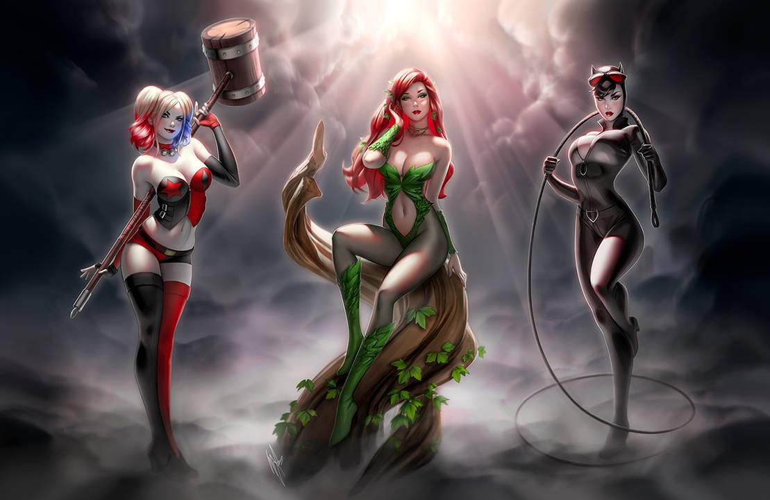 Detective Comics #1000 by WarrenLouw