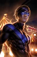 Nightwing #61 by WarrenLouw