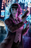 Blade Runner #1 by WarrenLouw