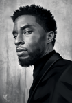 Chadwick Boseman tribute