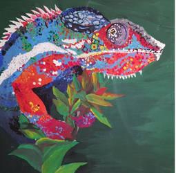 Chameleon by NSmoerebroet