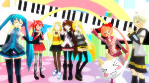 MMD Welcome by xinshin