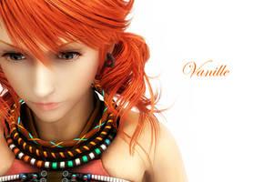 Final Fantasy XIII Vanille by xinshin