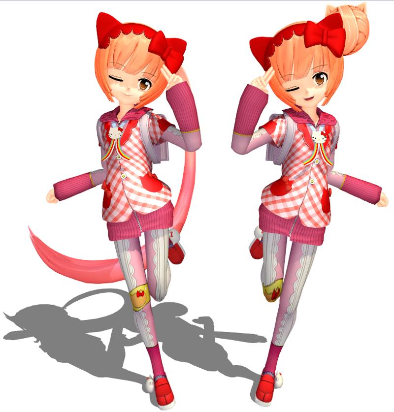 .:Nekomura Iroha:. by xinshin