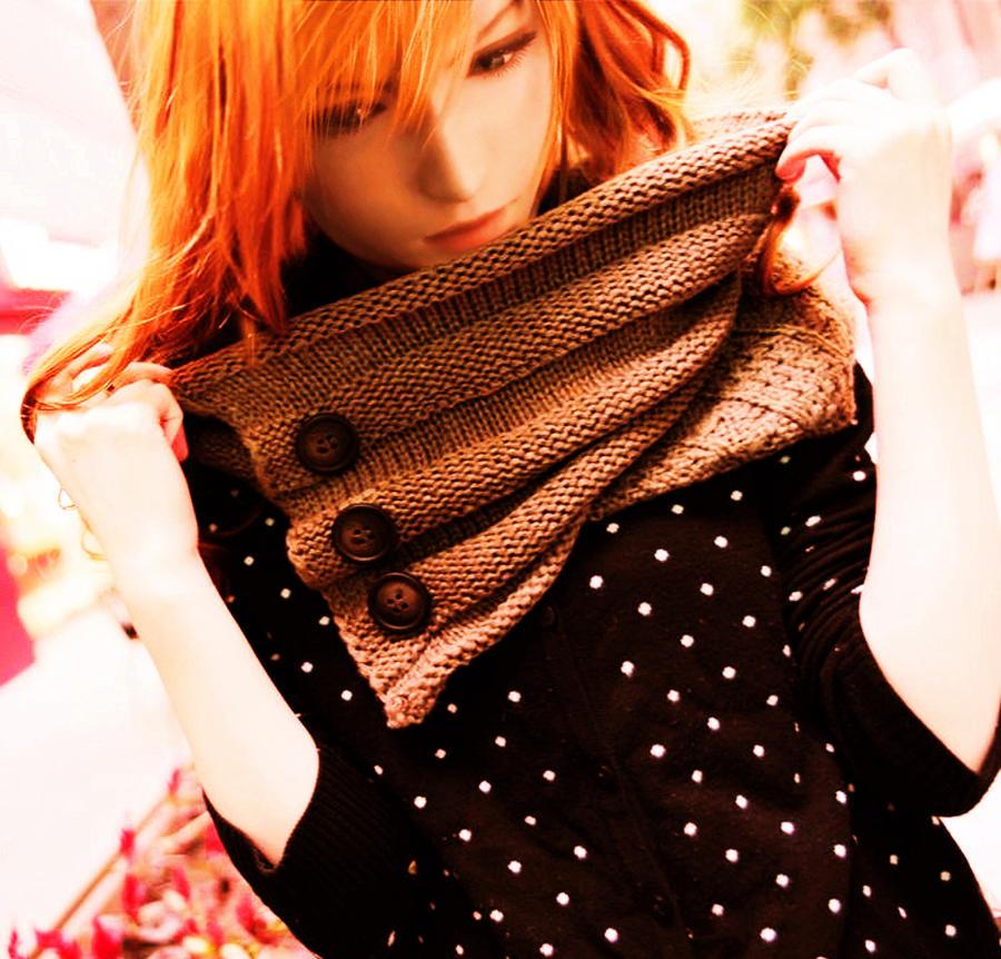 Claire Farron by xinshin