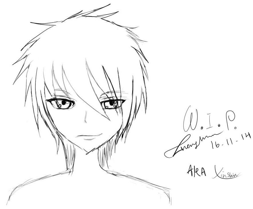 Drawing by xinshin