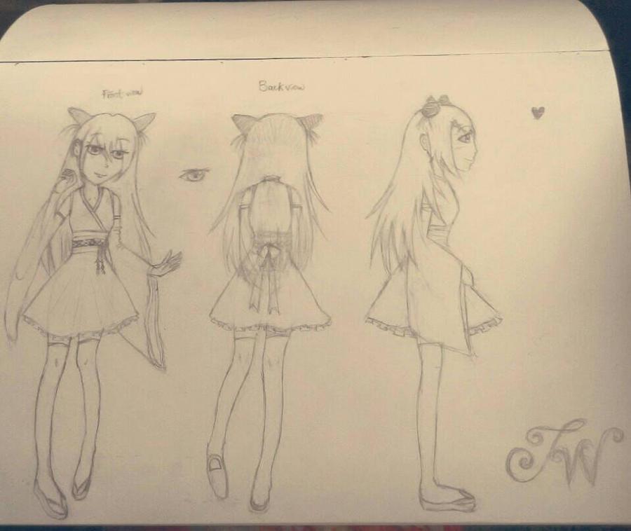 Character Design Oc : Oc character design by xinshin on deviantart