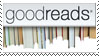 goodreads stamp by snickerdoodlie