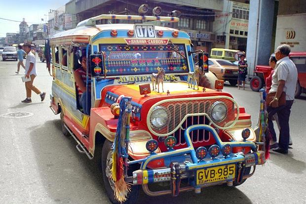 Jeepney Philipp...