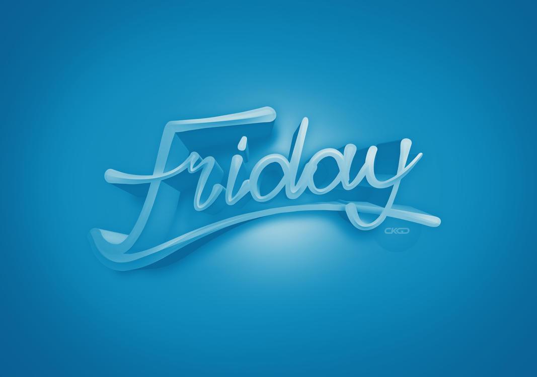 Friday by kocho
