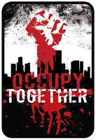Occupy together logo by MrErrr