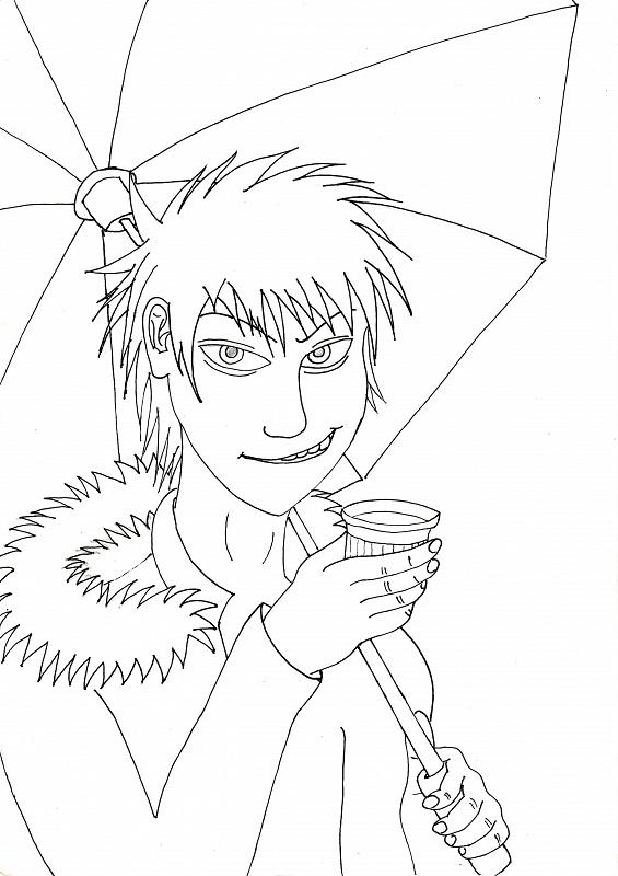 Coffeejunkie by Kaguron