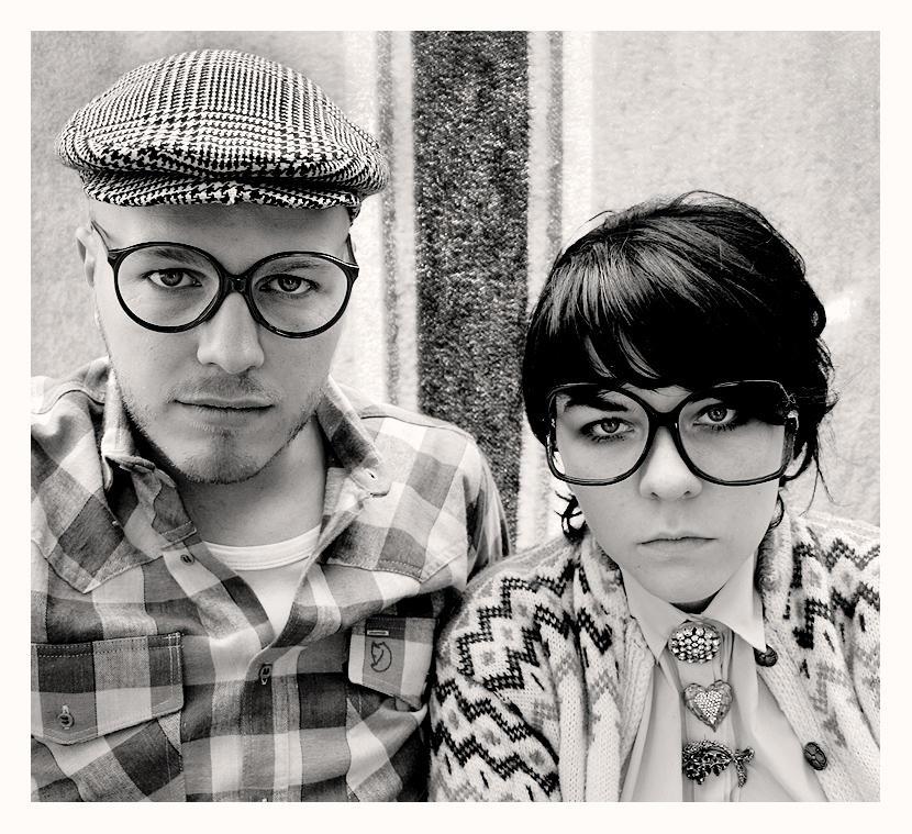 Linus and Emmeli by ejan