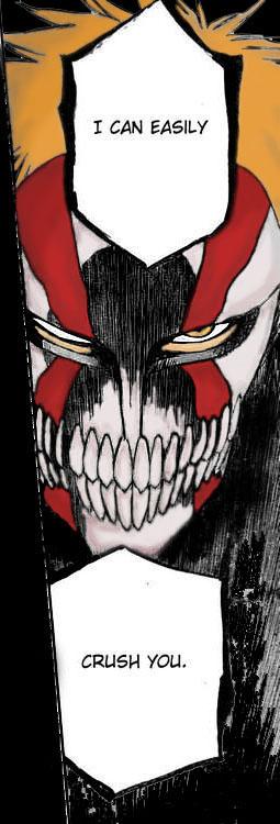 Ichigo 39 s new hollow mask by laureljoyous25 on deviantart - Ichigo vizard mask ...