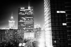 Night lights by fishcrosser-pl