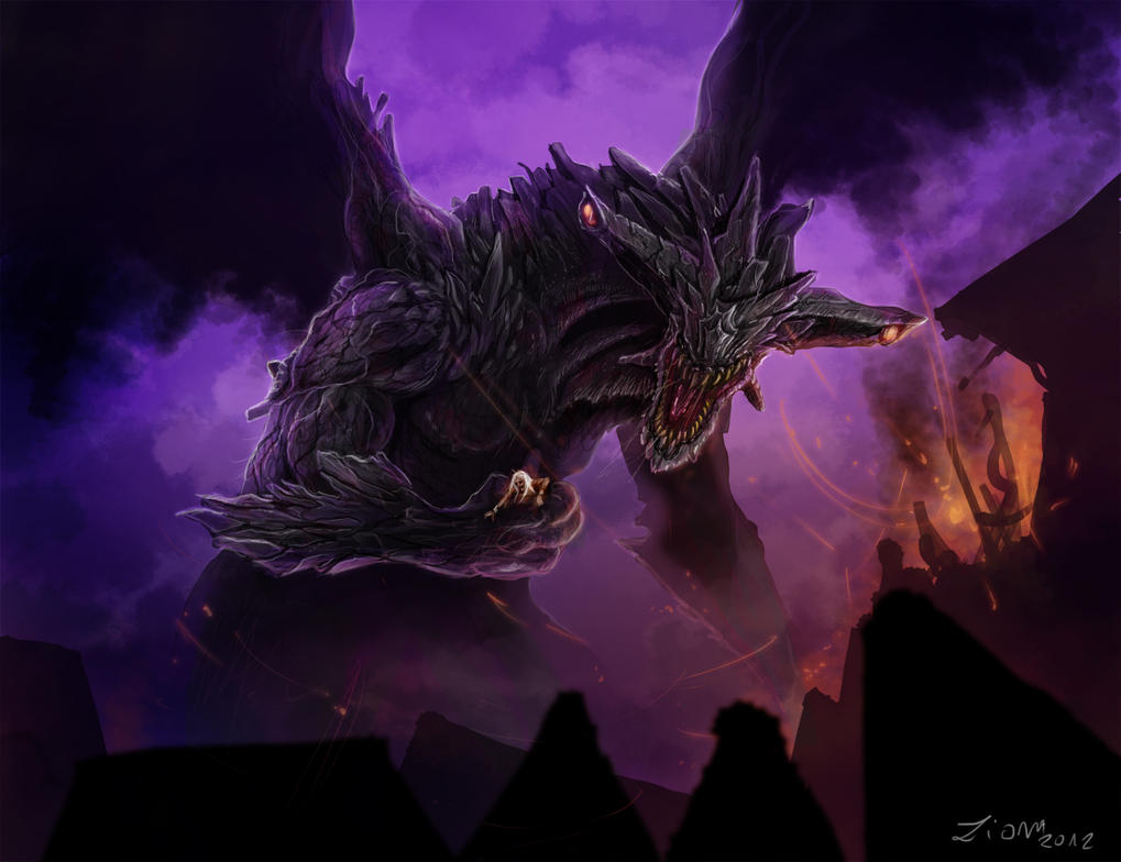 Beast of the skies by Ziom05