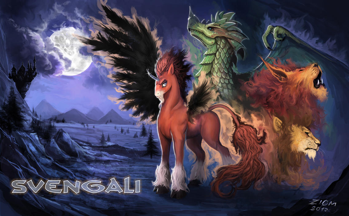 Svengali by Ziom05