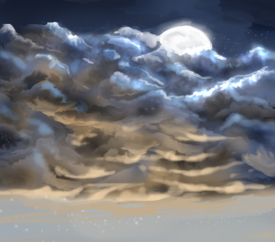 Clouds by Ziom05