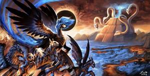 Princess Luna and the Shadowbolts