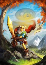 Adventure Time - Finn the Hero