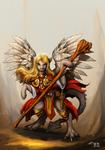 Arganalth's commission