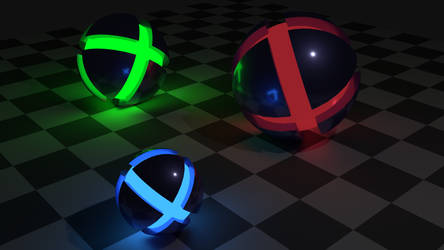 Crosspheres