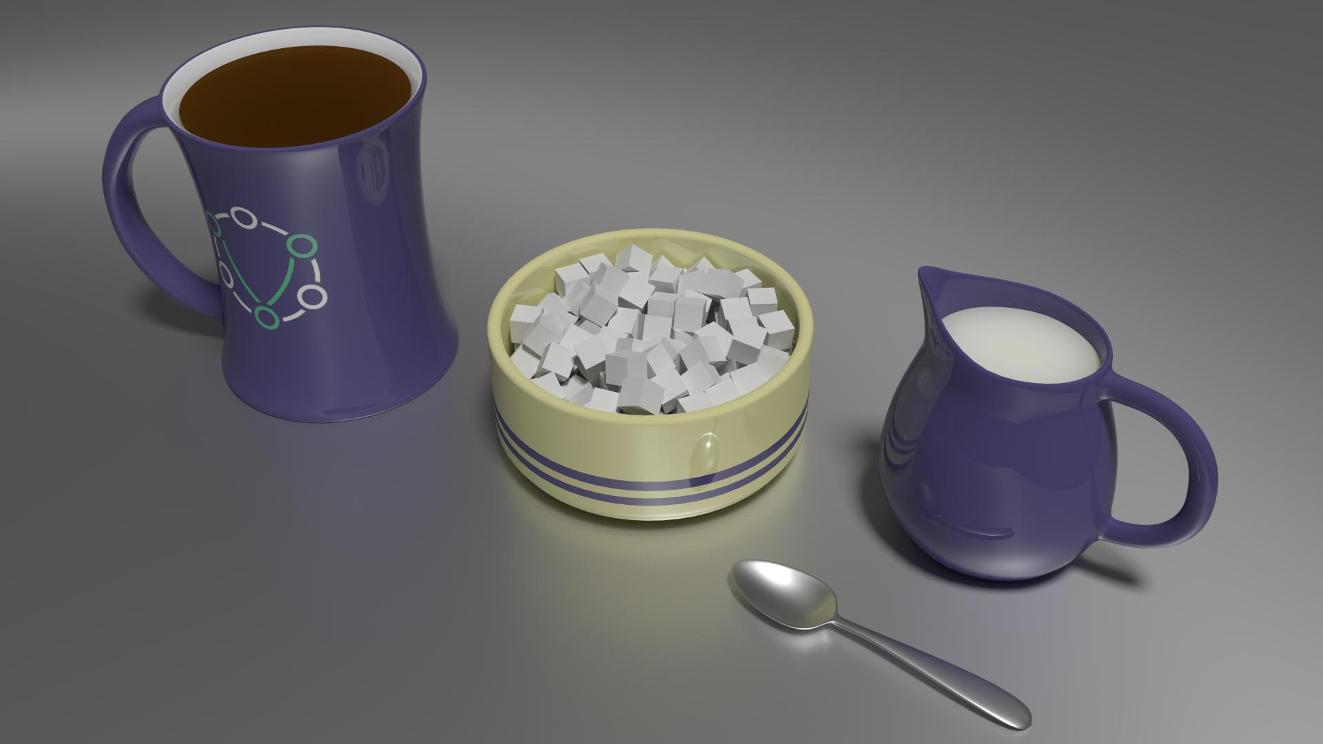 Sugar Cubes Tea Room Bennington Ne