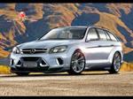 Mercedes Benz XL Suv Concept