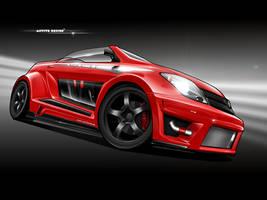 Scion xA by Active-Design