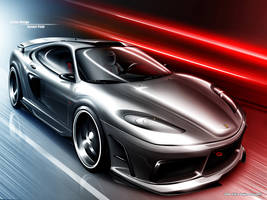 Ferrari F430 -  Facelift by Active-Design