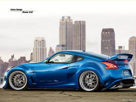 Nissan 370Z by Active-Design