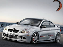 BMW M3 E92 by Active-Design