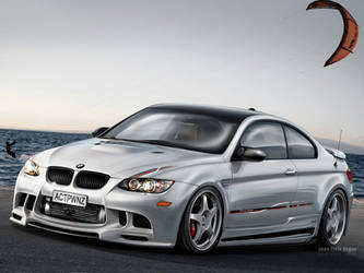 BMW M3 E92 by Active-Design
